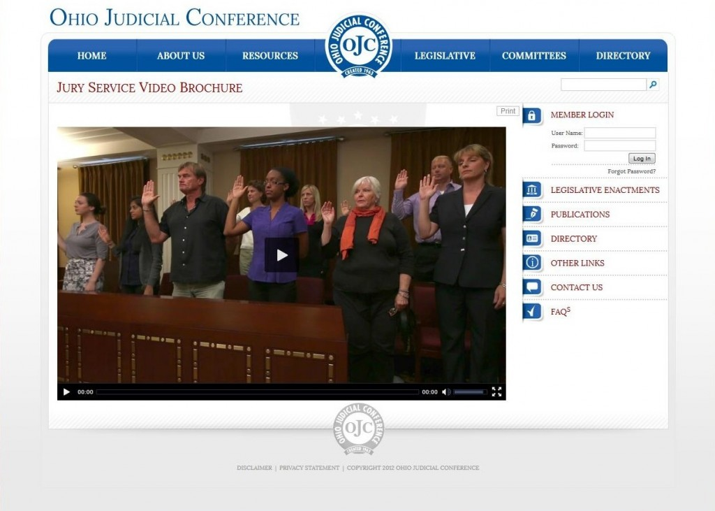 Jury Service video thumbnail