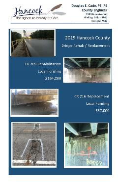 2019 Bridge Rehab / Replacement Projects